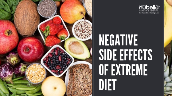 side effects of EXTREME diet