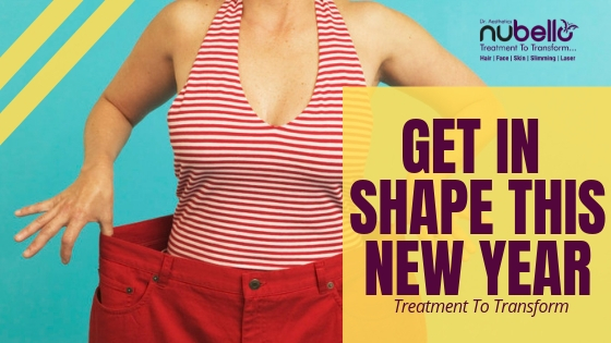 get shaped this new year easily and fast