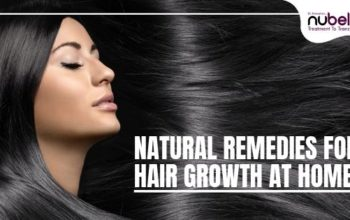 Natural remedies for hair growth at home