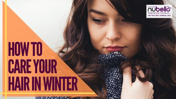 care of hair in winter in 5 easy ways