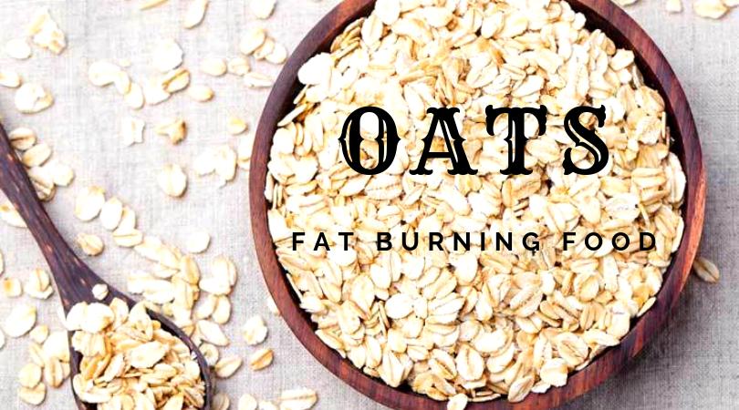 fat burning food oats