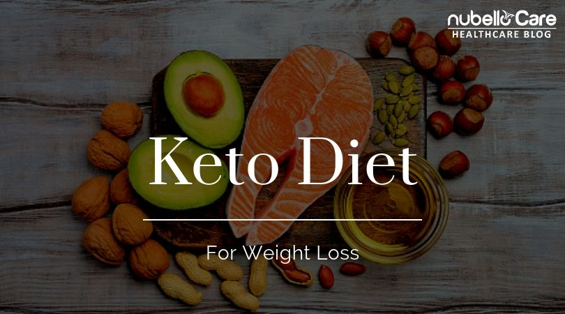 keto diet for weight loss