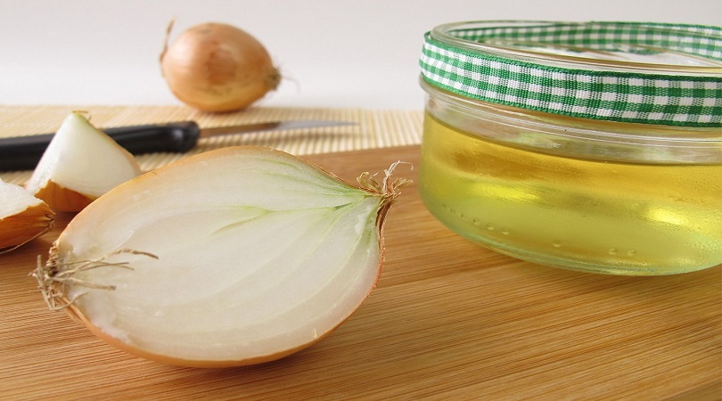Onion Juice Home Remedies For Grey Hair