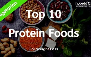 10 Vegetarian High-Protein Foods for Weight Loss