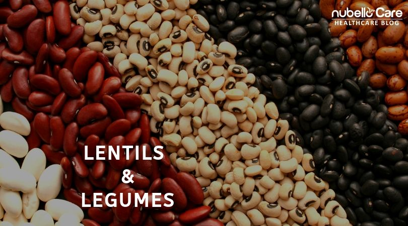 Lentils and Legumes - Protein Rich Foods