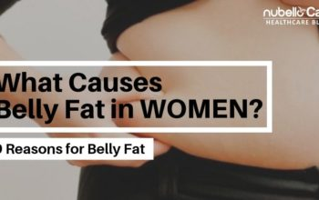 What Causes Belly Fat in Women? 9 Reasons for Belly Fat!