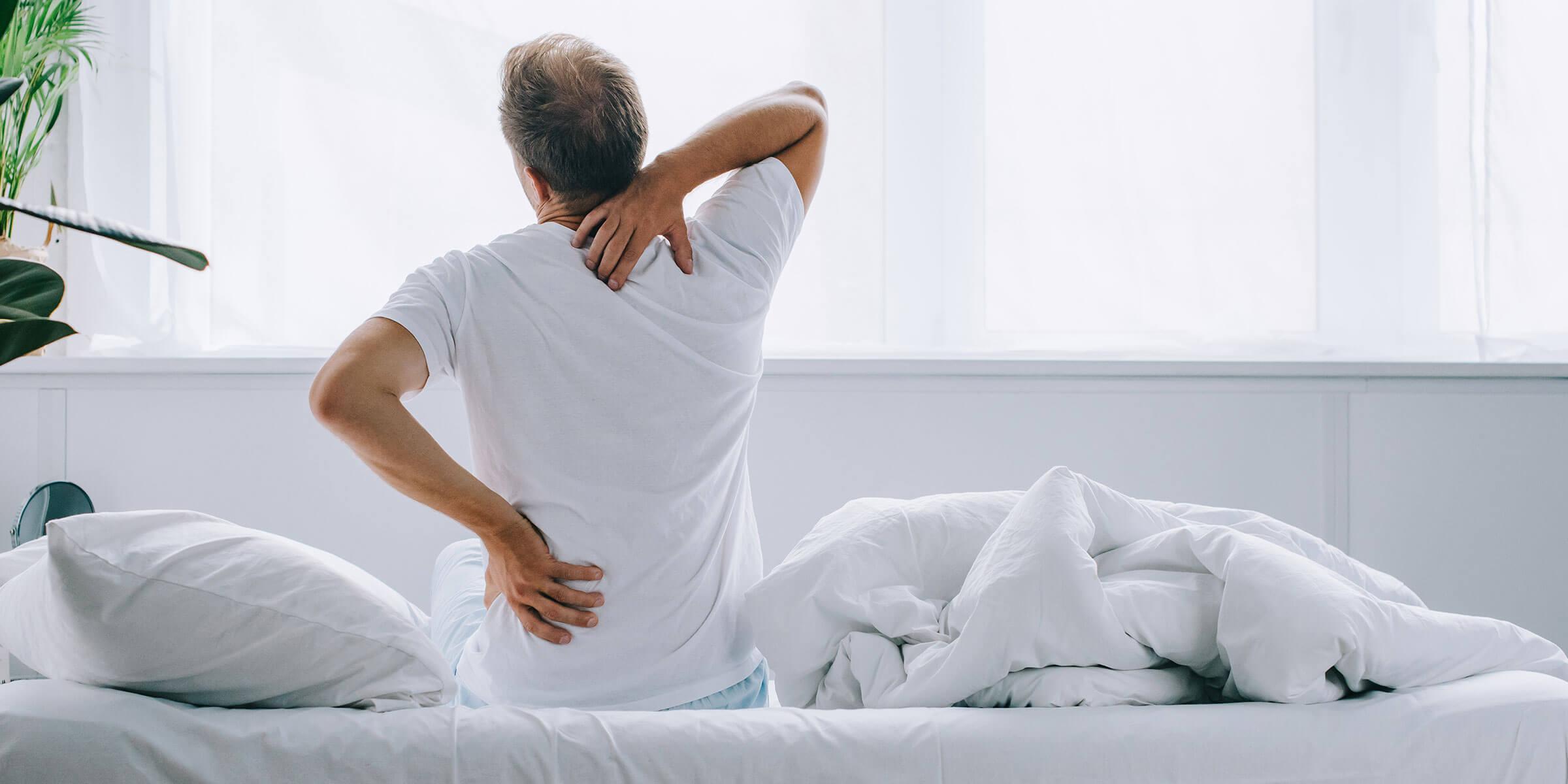 Back Pain Vitamin D deficiency and Symptom