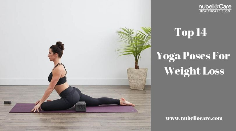 Yoga Poses for Weight Loss Demonstrated With Pictures