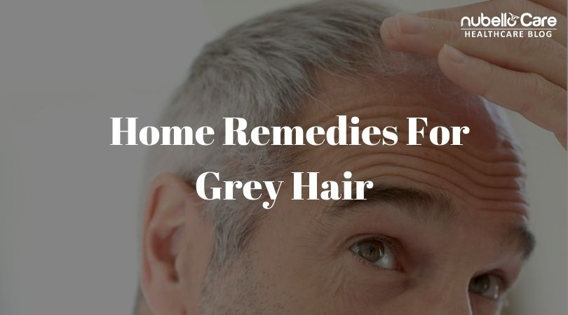 home remedies for grey hair