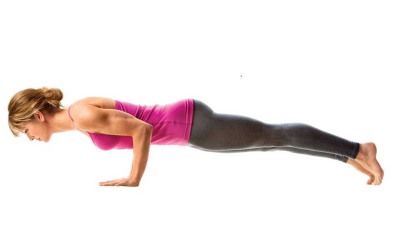Low Plank Yoga Poses For Weight Loss
