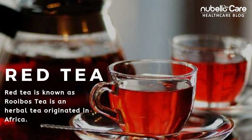 red tea benefits