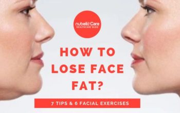 How to lose face fat? 7 tips to reduce facial fat.