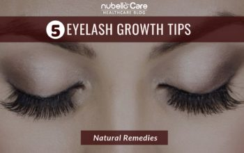 5 Eyelash Growth Tips: Natural Remedies