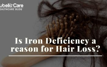 Is Iron Deficiency a reason for Hair Loss?