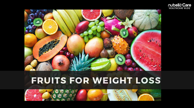 Fruits For Weight Loss and Slimming