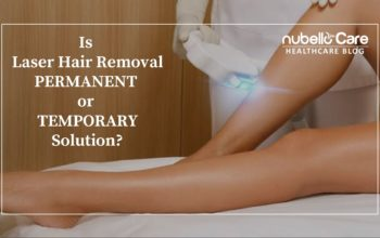Is laser hair removal permanent or temporary solution?