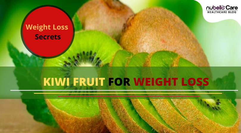 Weight Loss Fruit Kiwi