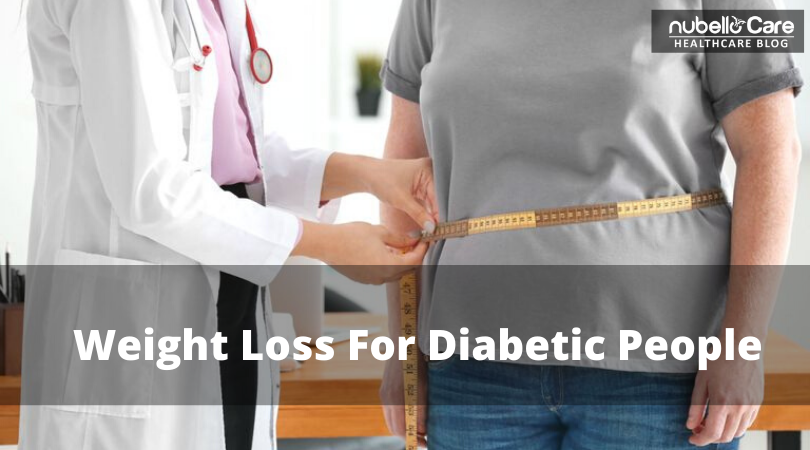 Weight Loss For Diabetic