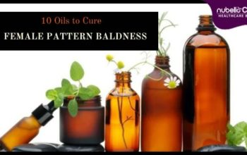 10 Oils to Cure Female Pattern Baldness