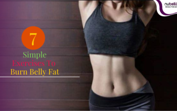 7 Simple Exercises To Burn Belly Fat