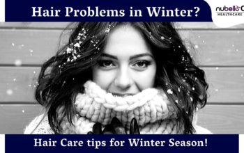 Hair Problems in Winter? Hair Care tips for Winter