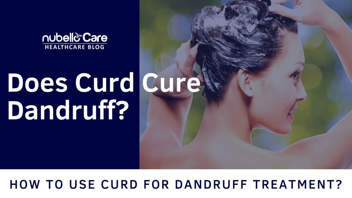 How to Use Curd for Dandruff Treatment
