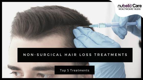 Non-surgical Hair Loss Treatments