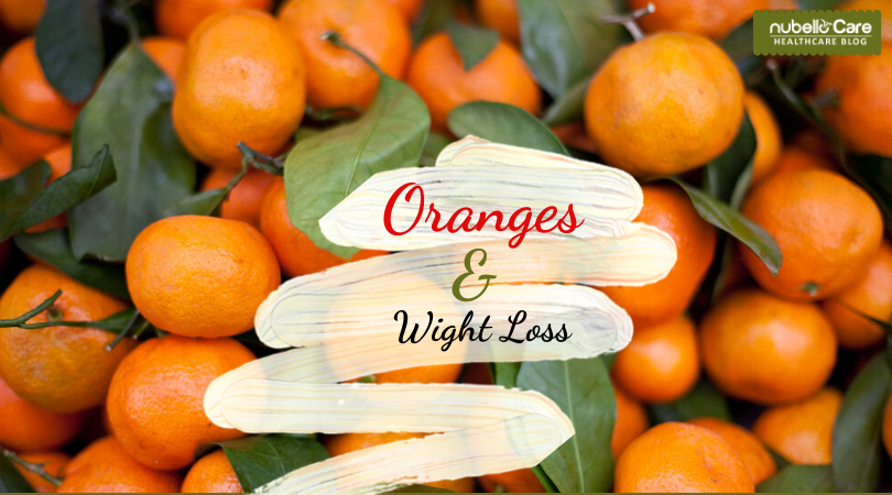 Oranges and Weight Loss