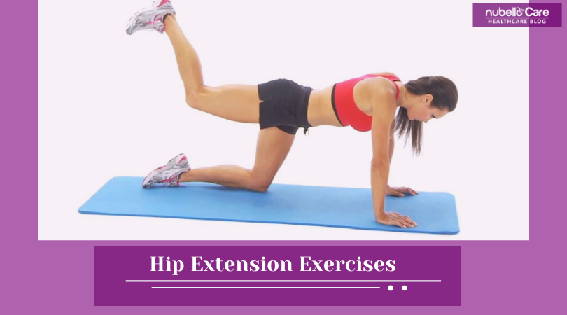 Hip Extension Exercise