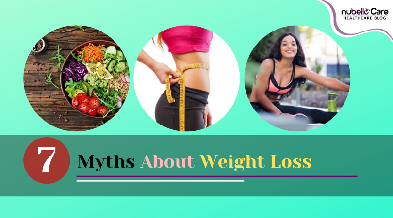 Myths About Weight Loss