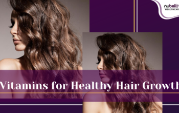 Important Vitamins for Healthy Hair Growth