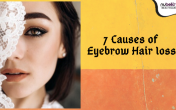 Causes of Eyebrow Hair loss
