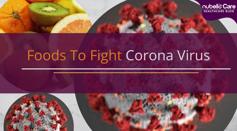 Food To Fight CoronaVirus